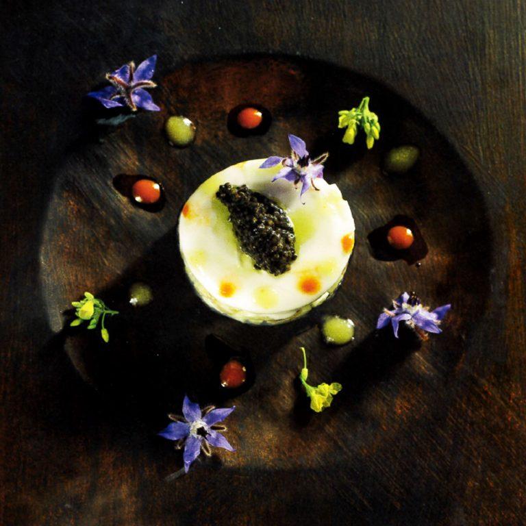 L'huître Ostra Regal au Caviar, recette évidente!
